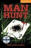 MAN HUNT +CD -LEVEL 4 INTERMEDIATE B1 PET