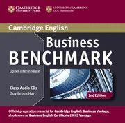 BUSINESS BENCHMARK UPPER INTERMEDIATE BUSINESS VANTAGE CLASS AUDIO CDS (2) 2ND E