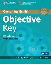 017 OBJECTIVE KEY WORKBOOK WITH ANSWERS 2ND EDITION