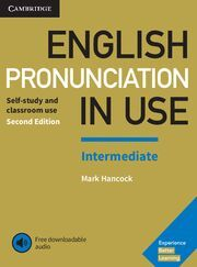 019 ENGLISH PRONUNCIATION IN USE INTERMEDIATE BOOK WITH ANSWERS AND DOWNLOADABLE AUDIO 2ND EDITION