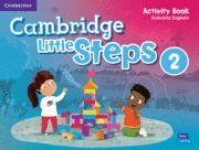 021 4AÑOS WB CAMBRIDGE LITTLE STEPS LEVEL 2