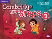 019 WB 5AÑOS CAMBRIDGE LITTLE STEPS