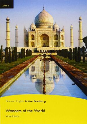 WONDERS OF THE WORLD BOOK AND MULTI-ROM WITH MP3 LEVEL 2