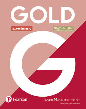 021 GOLD EXPERIENCE 2ND EDITION B1 STUDENT'S BOOK