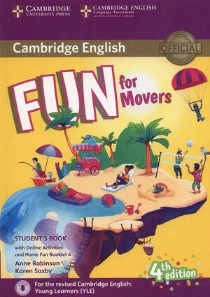 017 SB FUN FOR MOVERS WITH HOME FUN BOOKLET