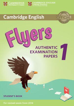 017 SB 1EP FLYERS AUTHENTICS EXAMINATION PAPERS