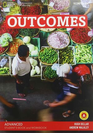 017 OUTCOMES ADVANCED STUDENT´S BOOK + WORBOOK