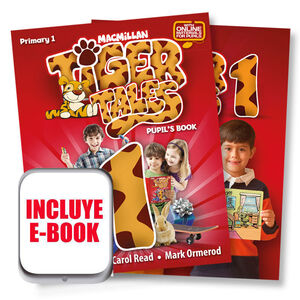 017 1EP SB TIGER TALES + EBOOK PACK + PROGRESS JOURNAL + SKILLS TRAINER