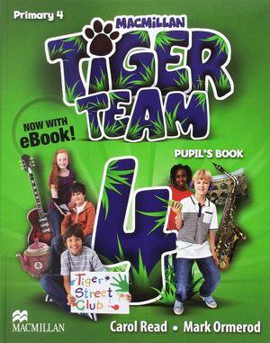 017 4EP SB TIGER TEAM  WITH E-BOOK
