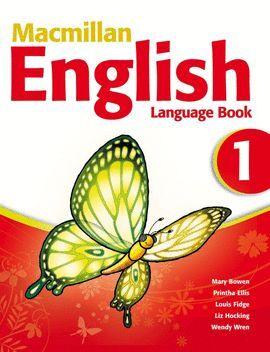 010 1EP MACMILLAN ENGLISH LANGUAGE BOOK