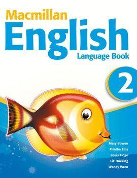 010 2EP MACMILLAN ENGLISH LANGUAGE BOOK