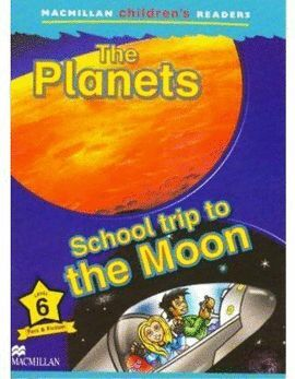 THE PLANETS / SCHOOLS TRIP TO MOON -LEVEL 6