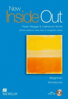 011 NEW INSIDE OUT BEGINNER - WORKBOOK WITH KEY + CD