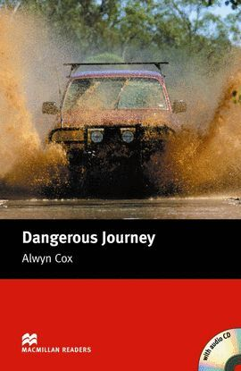 05 -DANGEROUS JOURNEY + CD + EXERCISES - READERS/2 BEGINNER