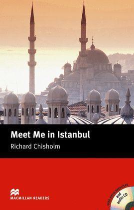 MEET ME IN ISTANBUL + CD -5 INTERMEDIATE