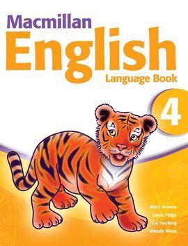 010 4EP MACMILLAN ENGLISH LANGUAGE BOOK