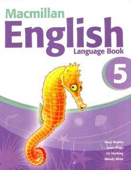 010 5EP MACMILLAN ENGLISH LANGUAGE BOOK