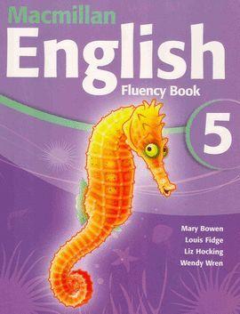 010 5EP MACMILLAN ENGLISH FLUENCY BOOK