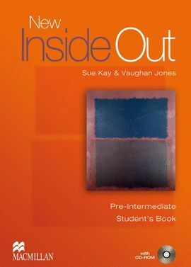 NEW INSIDE OUT. PRE/INTERMEDIATE STUDENT`S BOOK +CD