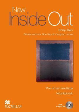 NEW INSIDE OUT. WORKBOOK. PRE/INTERMEDIATE +CD