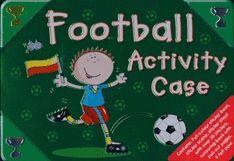 FOOTBALL ACTIVITY CASE -MALETIN METALICO