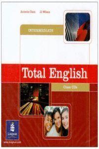 005 CD TOTAL ENGLISH INTERMEDIATE CLASS CDS