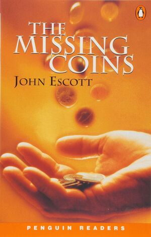 MISSING COINS, THE.(LIBRO + CD) -LEVEL 1