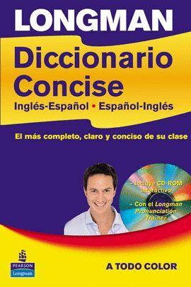 DICCIONARIO CONCISE INGLES/ESPAÑOL +CD