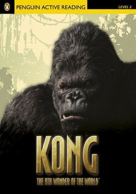 KONG THE EIGHTH WONDER OF THE WORLD + CD -LEVEL 2