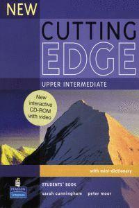 007 SB NEW CUTTING EDGE UPPER-INTERMEDIATE +CD