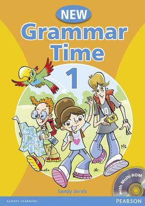 08 -NEW GRAMMAR TIME 1 +MULTIROM