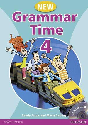 009 NEW GRAMMAR TIME 4