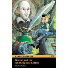 MARCEL AND THE SHAKESPEARE LETTERS LEVEL 1 +CD PENGUIN READERS