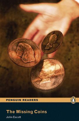 THE MISSING COINS -LEVEL 1 +CD