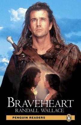 BRAVEHEART LEVEL 3 +CD PENGUIN READERS