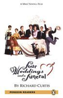 FOUR WEDDINGS AND A FUNERAL (+CD)