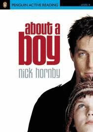 08-ABOUT A BOY (+CD-ROM) LEVEL 4