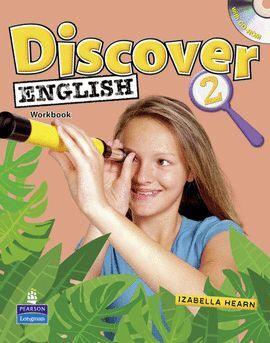 011 WB DISCOVER ENGLISH 2 +CD