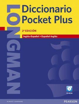 009 LONGMAN DICC.POCKET PLUS INGLES-ESPAÑOL/ESPAÑOL INGLES