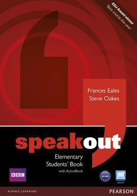 011 SB SPEAKOUT ELEMENTARY WITH ACTIVEBOOK +DVD