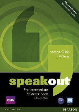 011 SB SPEAKOUT PRE-INTERMEDIATE +CD