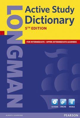 011 LONGMAN ACTIVE STUDY DICTIONARY + CD 5ª EDICION