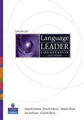 010 LANGUAGE LEADER COURSEBOOK (+CD-ROM)