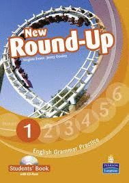 010 ROUND UP 1 GRAMMAR PRACTICE (+CD-ROM)