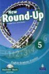 012 ROUND UP 5-GRAMMAR PRACTICE +CD