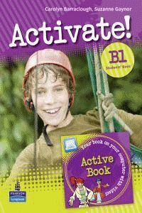 010 ACTIVATE! B1 - STUDENT`S BOOK (+CD)