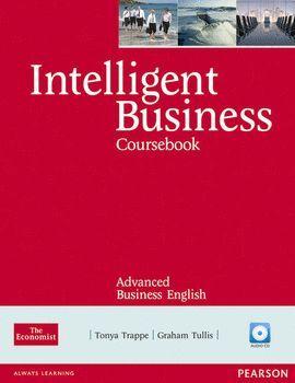 011 INTELLIGENT BUSINESS ADVANCED COURSEBOOK (+CD)