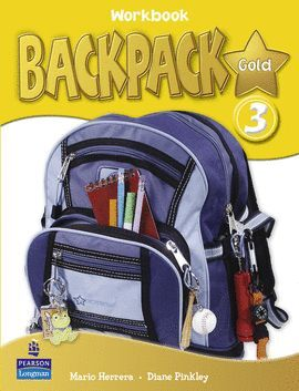 010 3EP BACKPACK GOLD WORKBOOK PACK + CD + CONTENT READE