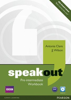 011 WB SPEAKOUT PRE-INTERMEDIATE (KEY+CD)