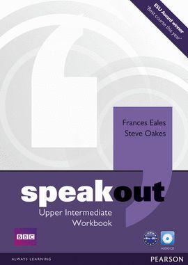 011 WB SPEAKOUT UPPER-INTERMEDIATE +AUDIO CD